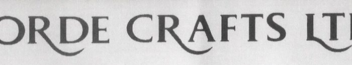 Forde Crafts