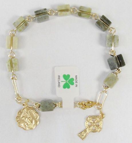 Irish Themed Rosary Bracelets