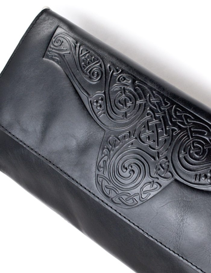 Ciara-Embossed-Ladies-Clutch-Bag_Black-Leather