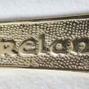IRISH-BRASS-IRELAND-BOTTLE-OPENER-GIFT-BOXED-FROM-KILDARE-IRELAND-371479746120