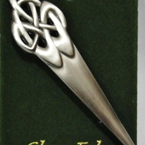 Irish-Celtic-Satin-Finish-Silver-Metal-Kilt-Pin-Made-in-UK-221918007160