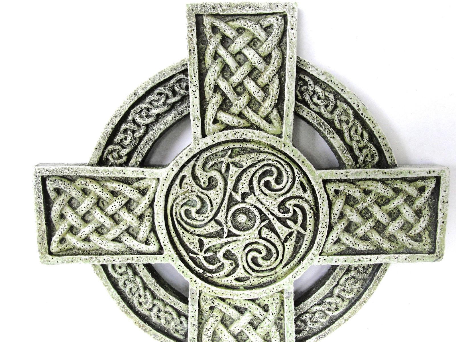 Irish Celtic Cross Wall Plaque Joseph S Studio House Of