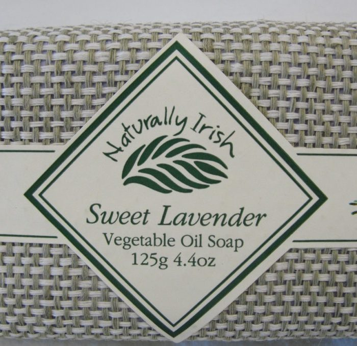 Naturally Irish Sweet Lavender